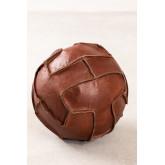 Boule décorative en cuir Greenby , image miniature 2