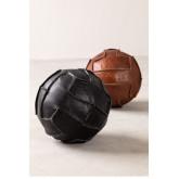 Boule décorative en cuir Greenby , image miniature 4