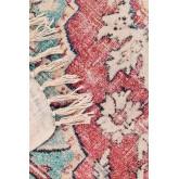 Couverture à carreaux en coton Moraira, image miniature 4