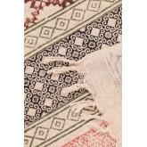 Couverture à carreaux en coton Claiper, image miniature 3