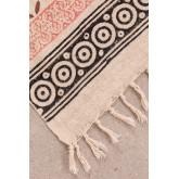 Couverture à carreaux en coton Claiper, image miniature 4