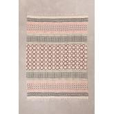 Couverture à carreaux en coton Claiper, image miniature 2