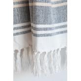 Couverture en coton à carreaux Kasku, image miniature 4