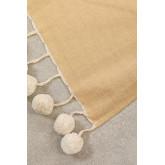 Couverture en coton à carreaux Olis, image miniature 3