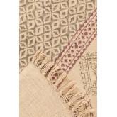 Couverture à carreaux en coton Paiti, image miniature 3