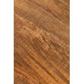 Console en bois Bavi, image miniature 5