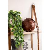 Boule décorative en cuir Greenby , image miniature 1