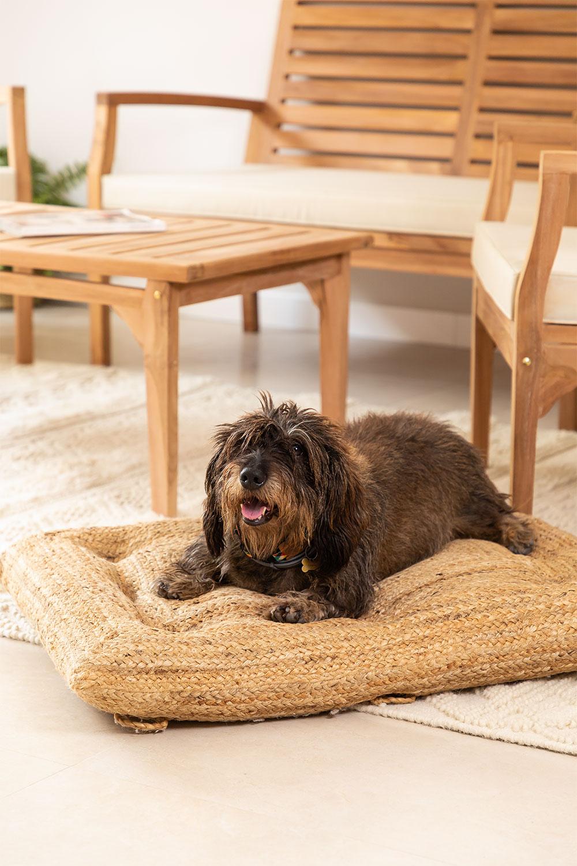 Lit pour chien (60 cm x 90 cm) Fakip, image de la galerie 1