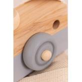Appareil photo en bois de pin pour enfants Nakom, image miniature 3