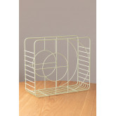 Porte-revues en acier Urial, image miniature 1