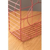 Porte-revues en acier Urial, image miniature 4