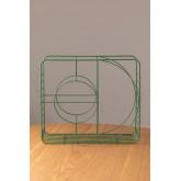 Porte-revues en acier Urial, image miniature 2
