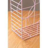 Porte-revues en acier Urial, image miniature 5