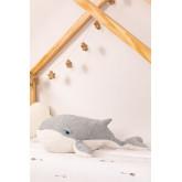 Peluche baleine en coton Wili Kids, image miniature 1