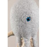 Pieuvre en peluche Suly Kids en coton, image miniature 4