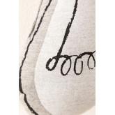 Coussin en coton fluorescent Lary Kids, image miniature 5