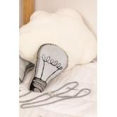 Coussin en coton fluorescent Lary Kids, image miniature 1