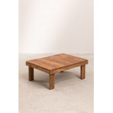 Table basse en bois recyclé Devid, image miniature 2