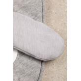 Tapis rond en coton (Ø90 cm) Jef Kids, image miniature 4