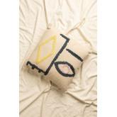 Coussin en coton (50x50 com) Mandi, image miniature 2