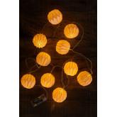 Guirlande lumineuse LED 165 cm Viela, image miniature 1