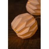 Guirlande lumineuse LED 165 cm Viela, image miniature 3