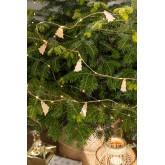 Guirlande de Noël LED 220 cm Linda, image miniature 1