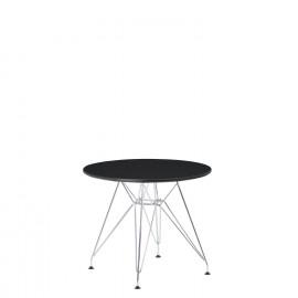 TABLE IMS [KIDS!] EIFFEL Ø60 MÉTALLISÉE