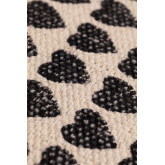 Coussin carré en coton (50x50cm) Urub, image miniature 3