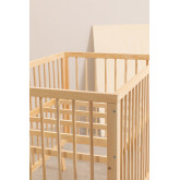 Lit de bébé en bois pour enfants Tianna, image miniature 4
