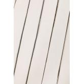 Tabouret bas en bambou Dipeado Warpol, image miniature 4