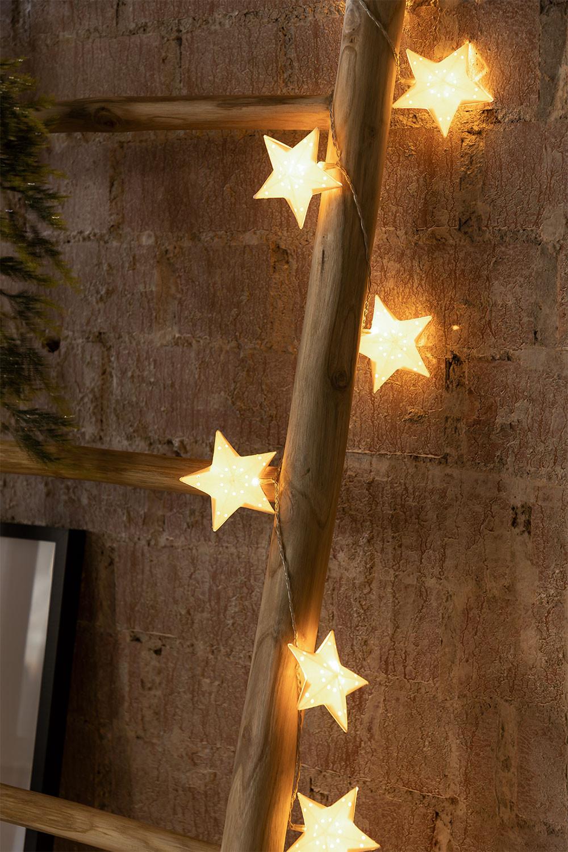 Guirlande lumineuse à LED (1,80 m) Meissa, image de la galerie 1