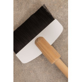 Balai et pelle en bois pour enfants Edin, image miniature 6