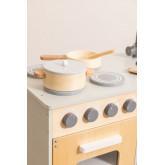 Cuisine en bois pour enfants Karin, image miniature 4