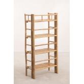 Etagère 4 étagères en bambou Iciar, image miniature 3