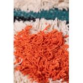 Housse de Coussin en Coton Blu, image miniature 2