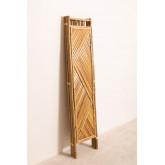 Paravent en bambou Stanly, image miniature 3