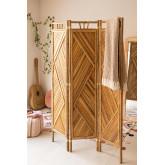 Paravent en bambou Stanly, image miniature 1