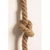 Lampe à suspension Rew Rope, image miniature 3