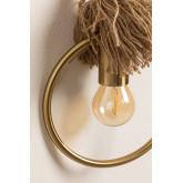 Lampe à suspension Rew Rope, image miniature 4