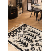 Tapis en coton (190x120 cm) Tiduf, image miniature 1