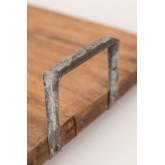 Support en bois recyclé Baka, image miniature 5