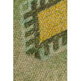 Coussin carré en coton (50x50cm) Lozi, image miniature 4