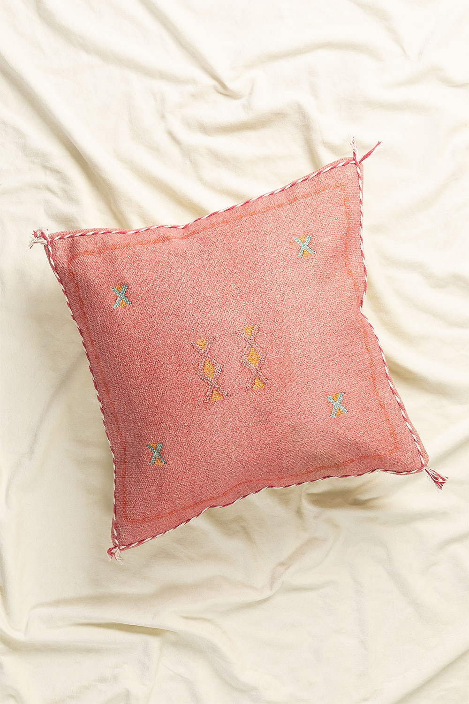 Coussin carré en coton (50x50cm) Pyki, image de la galerie 1