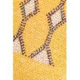 Coussin carré en coton (50x50 cm) Goki, image miniature 3
