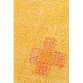 Coussin carré en coton (50x50 cm) Goki, image miniature 4