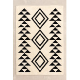 Tapis en laine (177x122 cm) Bloson, image miniature 1