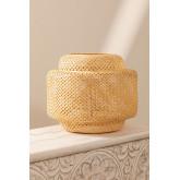 Lampe de table en bambou Lexie, image miniature 3
