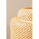 Lampe de table en bambou Lexie, image miniature 6
