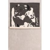 Tapis en coton (180x120 cm) Carte, image miniature 2